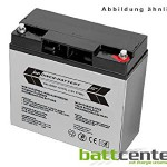 Best deals of  12V 17Ah RPower® Longlife GEL-Batterie