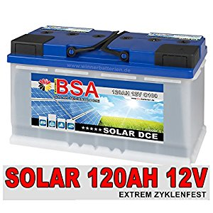 How to buy  Versorgungsbatterie 120Ah 12V Solarbatterie Wohnmobil Mover Boot Batterie 100Ah